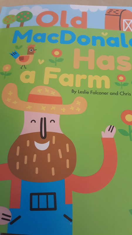 Experience Early Learning Old Mcdonald Had a Farm children's book